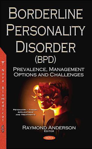 Bog, paperback Borderline Personality Disorder (BPD) af Raymond Anderson
