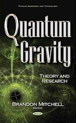 Quantum Gravity (Physics Research and Technology)