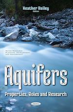 Aquifers (Water Resource Planning, Development and Management)