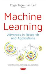 Machine Learning (Computer Science, Technology and Applications)