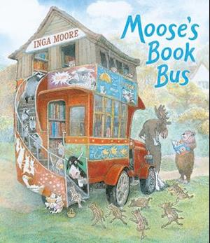 Moose's Book Bus