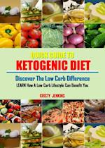Quick Guide To Ketogenic  Diet af Kristy Jenkins