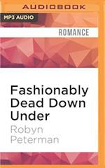 Fashionably Dead Down Under (Hot Damned)