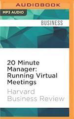 Running Virtual Meetings (20 minute Manager)