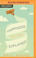 Happiness Explained