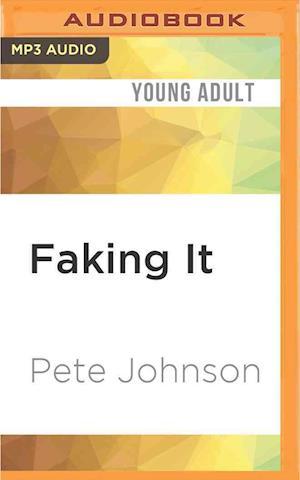 Lydbog, CD Faking It af Pete Johnson