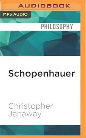 Lydbog, CD Schopenhauer af Christopher Janaway