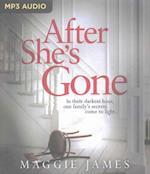 After She's Gone af Maggie James