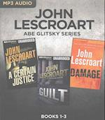 A Certain Justice / Guilt / Damage (Abe Glitsky)