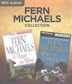 To Taste the Wine / Sins of Omission (Fern Michaels Collection)