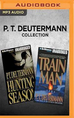 Lydbog, CD Hunting Season / Train Man af Peter T. Deutermann