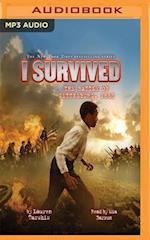 I Survived the Battle of Gettysburg 1863 (I Survived)