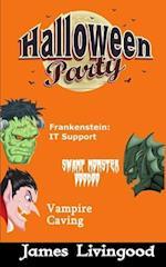 Halloween Party af James Livingood