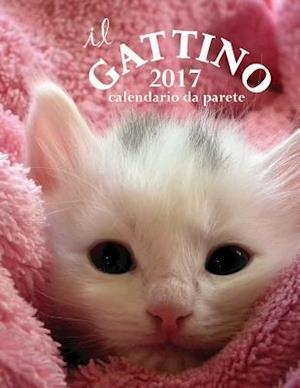 Bog, paperback Il Gattino 2017 Calendario Da Parete (Edizione Italia) af Aberdeen Stationers Co