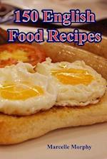 150 English Food Recipes