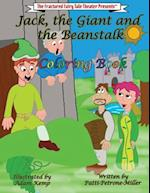 Jack the Giant and the Beanstalk Coloring Book af Patti Petrone-Miller