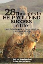 28 Thoughts to Help You Find Success in Life