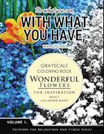 Wonderful Flower for Inspiration Volume 1