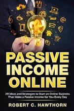 Passive Income Online af Robert C. Hawthorn