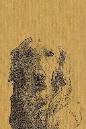 Bog, paperback Golden Retriever af Artified Pets