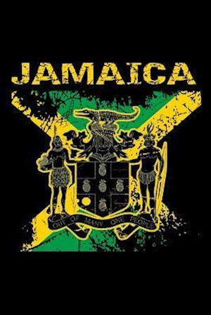 Bog, paperback Jamaica af I. Live to Journal