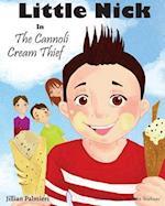 Little Nick in the Cannoli Cream Thief