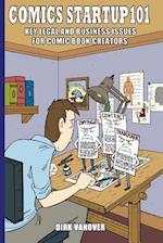 Comics Startup 101