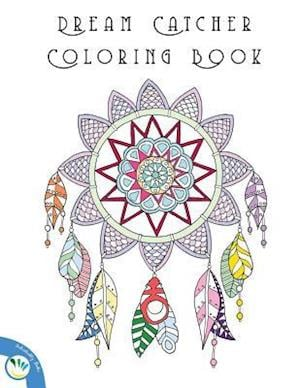 Bog, paperback Dream Catcher Coloring Book af Individuality Books