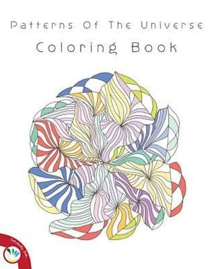 Bog, paperback Patterns of the Universe Coloring Book af Individuality Books