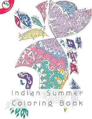 Bog, paperback Indian Summer Coloring Book af Individuality Books