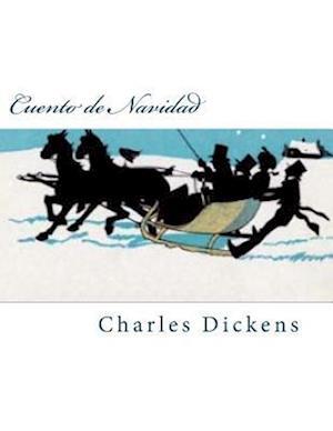 Bog, paperback Cuento de Navidad (Spanish Edition) af Charles Dickens