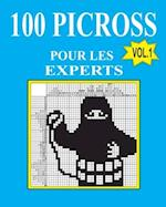 100 Picross Pour Les Experts (French Edition) af Vadim Teriokhin