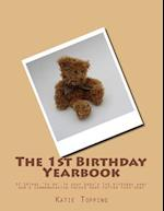 The 1st Birthday Yearbook af Katie Topping