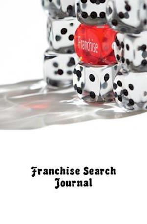 Bog, paperback Franchise Search Journal af Journal Jungle Publishing