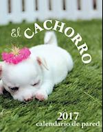 El Cachorro 2017 Calendario de Pared (Edicion Espana) af Aberdeen Stationers Co