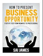 How to Present Business Opportunity Step by Step from