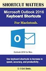 Microsoft Outlook 2016 Keyboard Shortcuts for Macintosh