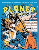 Planet Comics #19 af Fiction House