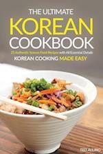 The Ultimate Korean Cookbook af Ted Alling