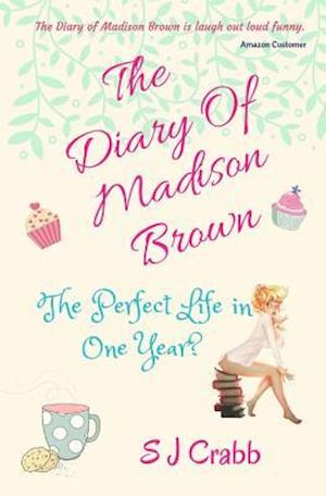 Bog, paperback The Diary of Madison Brown af S. J. Crabb