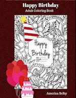 Happy Birthday af America Selby