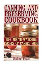 Canning and Preserving Cookbook af Micheal Foster