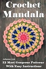 Crochet Mandala af Julianne Link