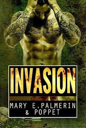 Bog, paperback Invasion af Mary E. Palmerin