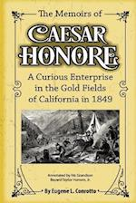 The Memoirs of Caesar Honore af Eugene L. Conrotto
