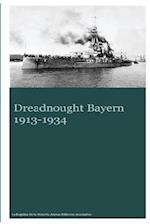 Dreadnought Bayern 1913-1934 af MR Gustavo Uruena a.