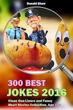 300 Best Jokes 2016 af Donald Shaw