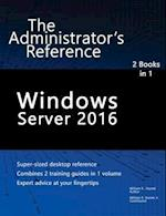 Windows Server 2016 af William Stanek