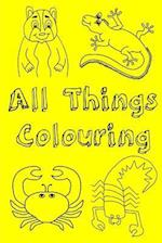 All Things Colouring