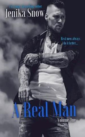 Bog, paperback A Real Man af Jenika Snow